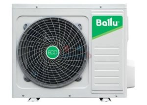 Ballu BSUI-18HN8 уличный блок