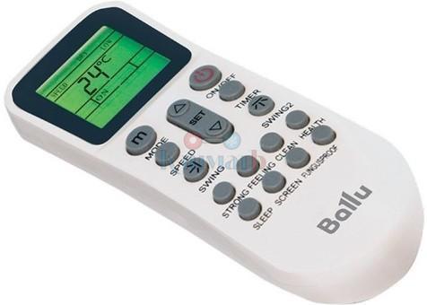 Ballu BSW-09HN1OL17Y пульт