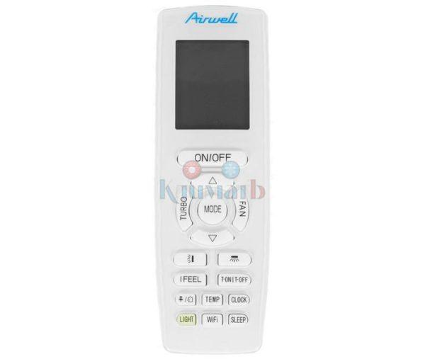 Пульт AIRWELL AW-HDD007-N11AW-YHDD007-H11