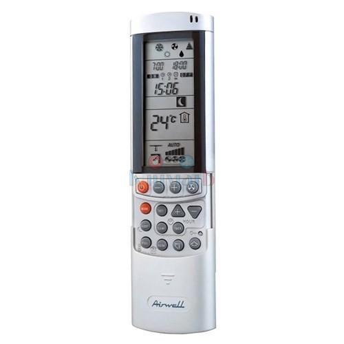 Пульт AirWell AW-HFD018-N11AW-YHFD018-H11