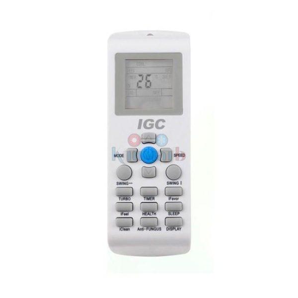 Пульт IGC RASRAC-24AX