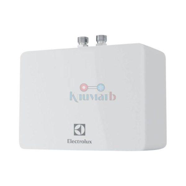 Водонагреватель проточный electrolux aquatronic np 4